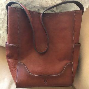 Frye Side Pocket Hobo Bag
